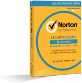 Norton Security Deluxe 3 Apparaten | 1 Jaar | Anti