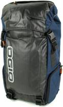 Ogio backpack throttle blue
