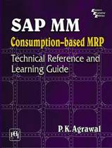 SAP MM Consumption Based MRP