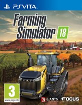 Farming Simulator 18 - PS Vita