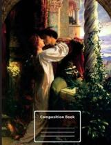 Romeo and Juliet, Composition Notebook