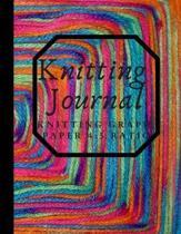 Knitting Journal- Knitting Graph Paper 4