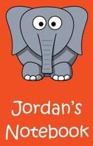 Jordan's Notebook