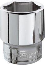 """Facom - Dop 3/8 Junior - J.19H Dopsleutel 6-kant 3/8"""" 19 mm"""