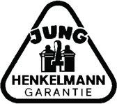 JUNG HENKELMANN Plakspaan 807