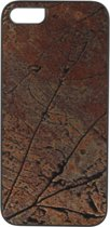 Ikins Metal Cover Apple iPhone 5/5S Bronze Leaf