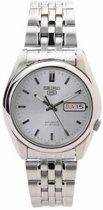 Seiko heren horloge SNK355 met datum en dag
