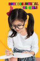 Notebook Journal for Girls