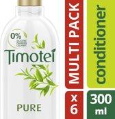 Timotei Pure - 6 x 300 ml - Conditioner - Voordeelverpakking