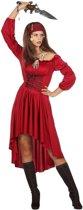 Zigeuner & Zigeunerin Kostuum | Roma Zigeunerin Magdalena | Vrouw | Maat 40 | Carnaval kostuum | Verkleedkleding