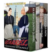 An Amish Country Quarrel 4-Book Boxed Set Bundle
