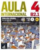 Boek cover Aula 4 Internacional - Nueva Edicion van Albert Espinosa (Paperback)