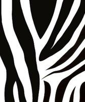 Plakfolie Zebra 6495 - 45cm x 2m