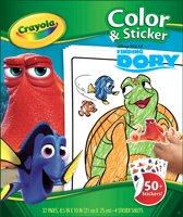 Dory - kleur-sticker boek