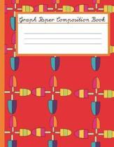 Graph Paper Composition Book