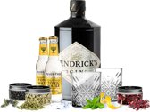 Gin & Tonic pakket met Hendrick's gin