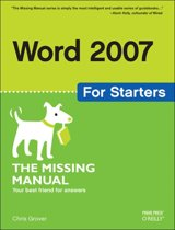Word 2007 for Starters