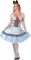 """""""Alice kostuum voor vrouwen - Verkleedkleding - Small"""""""