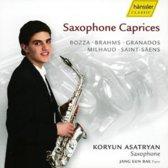 Asatryan: Saxophone Caprices