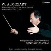 W. A. Mozart:Wind Serenades