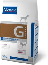 VIRBAC HPM canine digestive support G1 12KG