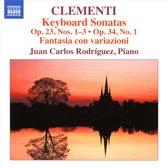 Keyboard Sonatas - Op. 23, Nos. 1-3