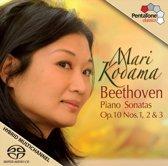 Piano Sonatas Op.10 Nos.1, 2 & 3