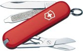 Victorinox Classic SD Zakmes - 7 Functies - Rood