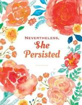 Nevertheless She Persisted Notebook - Dot Grid
