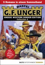 G. F. Unger Sonder-Edition Collection 4 - Western-Sammelband