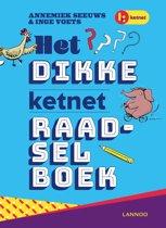 Ketnet 1 - Het dikke Ketnet raadselboek