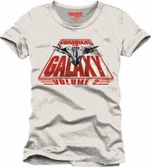 GUARDIANS OF THE GALAXY - T-Shirt Milano Patch (L)