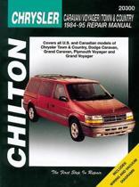 Dodge Caravan/Voyager/Town & Country (84 - 95)