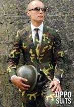 OppoSuits Commando - Kostuum - Maat 54
