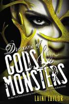 Omslag van 'Dreams of Gods & Monsters'