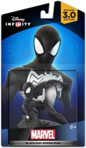 Infinity 3.0 Marvel BlackSuit Spider-Man Figure