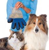 Borstel Handschoen Voor Dieren - Vachtverzorgingshandschoen