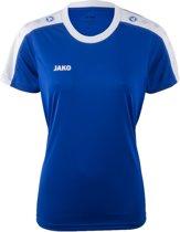 Jako Striker Sportshirt - Maat XL  - Mannen - blauw/wit