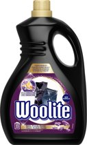Woolite - Zwart, donker, denim - Vloeibaar wasmiddel - 2 liter