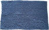 Badmat - Blauw - 50x80cm