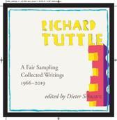 Richard Tuttle: a Fair Sampling