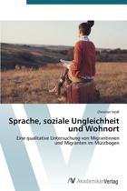 Sprache, Soziale Ungleichheit Und Wohnort