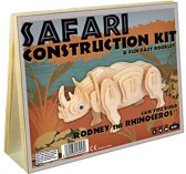Animal Construction Kit - Safari Rodney Rhino