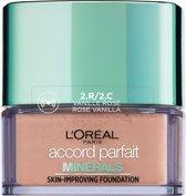 L'Oréal Paris Accord Parfait Minerals Foundation - 2R/2C Vanille Rosé