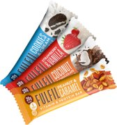 Fulfil Nutrition Vitamin & Protein Bars - Eiwitreep - 1 box (12 eiwitrepen) - Coconut & chocolate