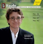 Haydn: Symphonies 26,27,42