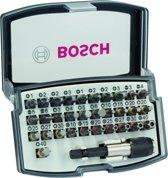 Bosch Accessoires Schroefbit set 32 delig Blauw