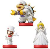 amiibo Super Mario Odyssey Collection - Wedding 3-pack - 3DS + Wii U + Switch