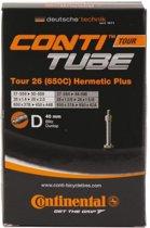 Continental Tour 26 Hermetic Plus - Binnenband Fiets - Hollands Ventiel - 40 mm - 26 x 1 3/8 - 1.75