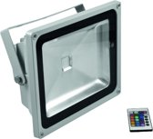 Led floodlight / schijnwerper 50 Watt RGB gekleurd infrarood IR